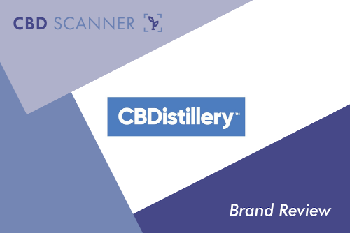 CBDistillery Brand Review